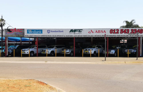 SMC Exclusive Motors Used Car Dealer Sinoville Zambezi Pretoria